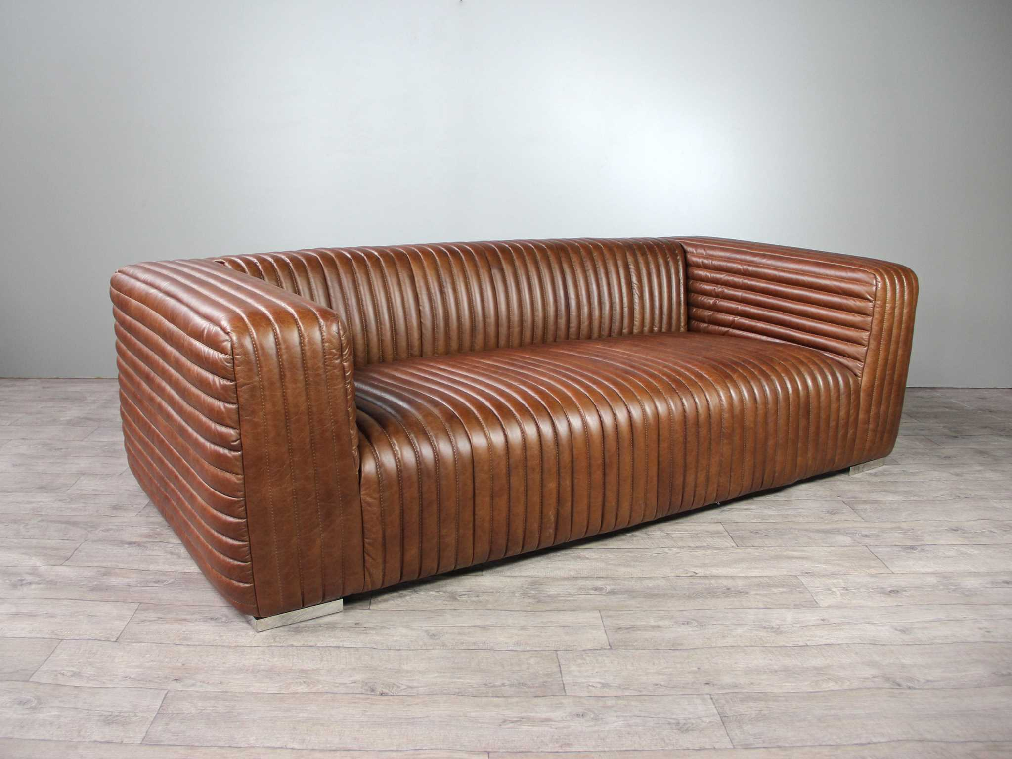 Canapé chesterfield cuir - Fauteuil Cuir. - Sofas & canapés dangle
