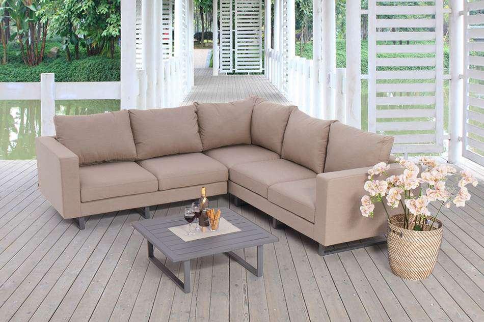 Allwetterfeste Trendmobel Wetterfeste Garten Lounge Gartenmobel
