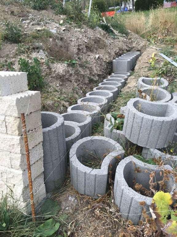 am nagement ext rieur jardinage mur en pierre sonstiges. Black Bedroom Furniture Sets. Home Design Ideas