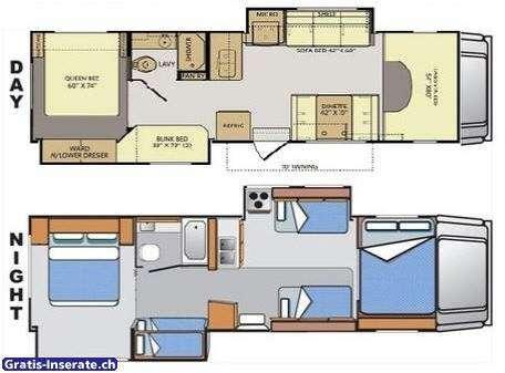 camper rv wohnmobil mieten schweiz usa von privat. Black Bedroom Furniture Sets. Home Design Ideas