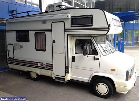 camper rv wohnmobil mieten schweiz usa von privat sonstiges. Black Bedroom Furniture Sets. Home Design Ideas