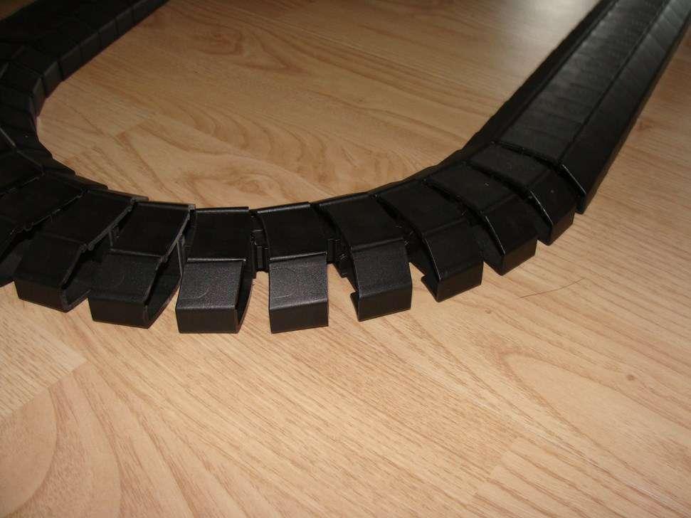 canal flexible pour c bles flexibler kabelkanal sonstiges. Black Bedroom Furniture Sets. Home Design Ideas