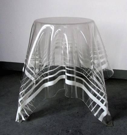 designer plexiglas tisch fazzoletto sonstiges. Black Bedroom Furniture Sets. Home Design Ideas