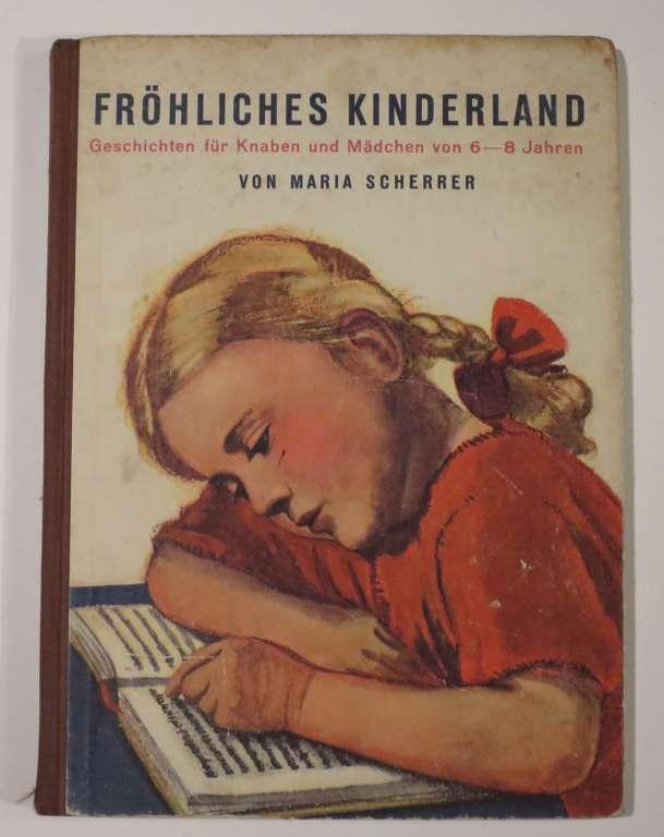 Fröhliches Kinderland. Geschichten für Knaben und Mädchen