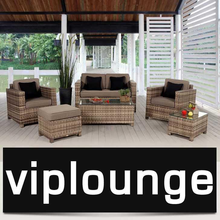 Gartenmöbel, Garten Lounge Möbel, Rattan Lounge - Sonstiges
