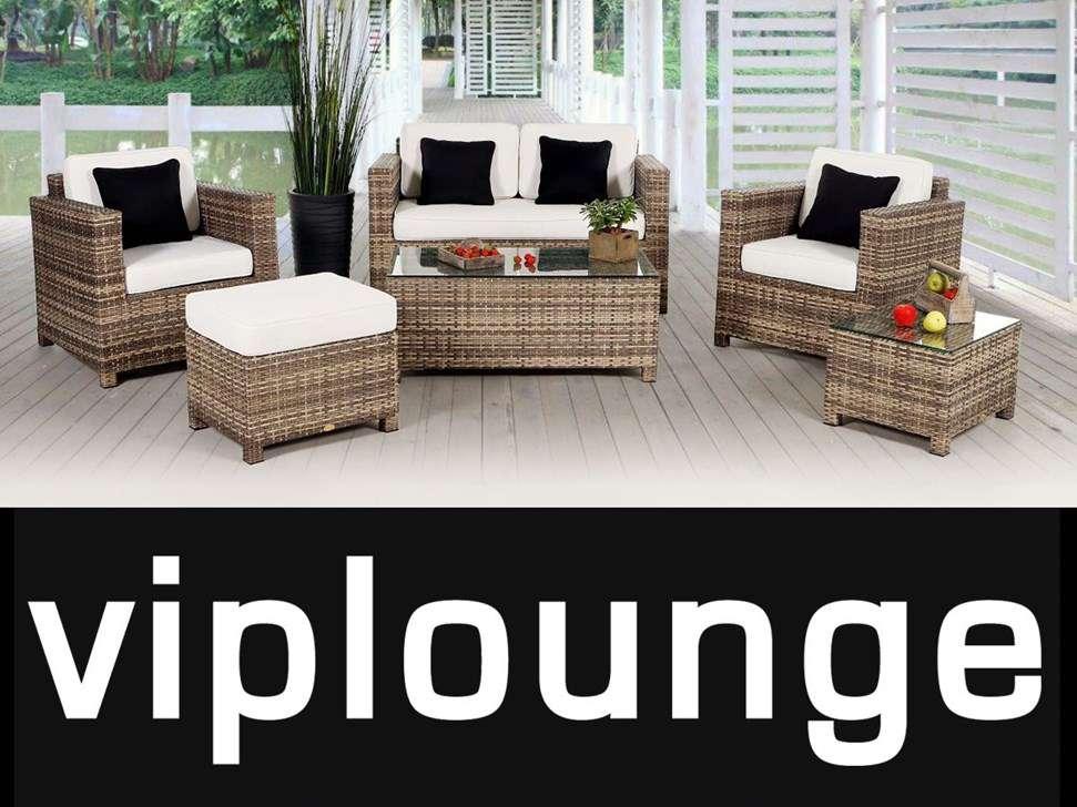 gartenm bel garten lounge m bel rattan lounge sonstiges. Black Bedroom Furniture Sets. Home Design Ideas