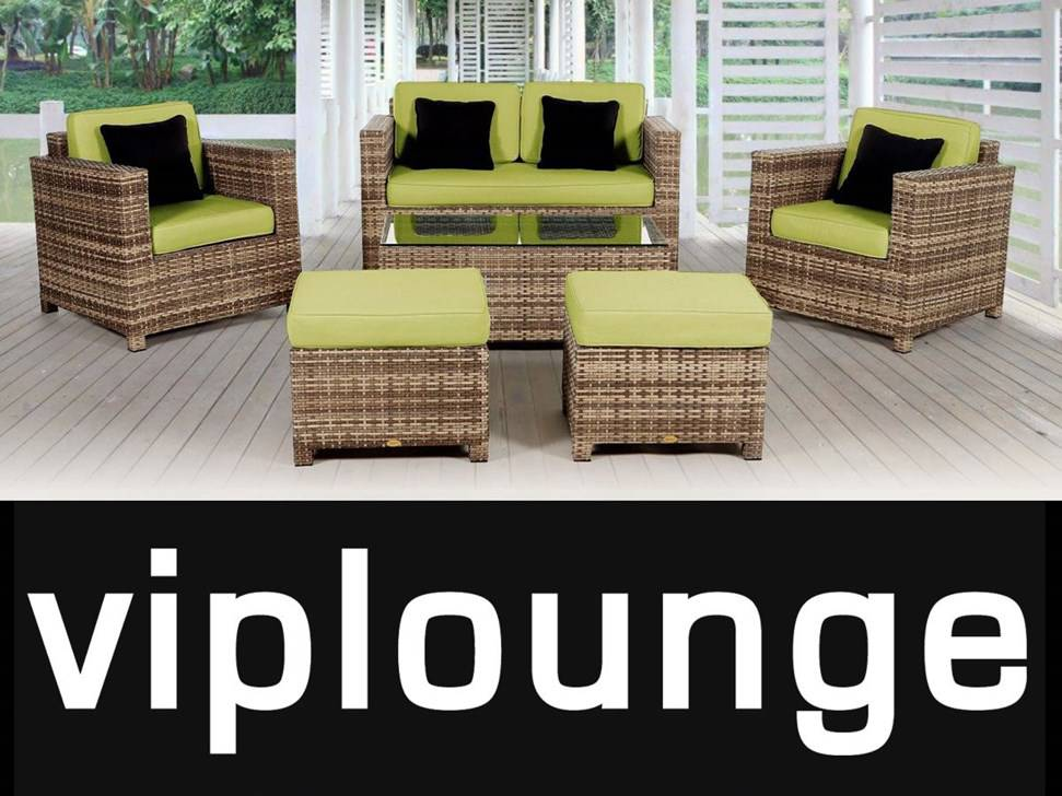 gartenm bel garten lounge m bel rattan lounge sonstiges. Black Bedroom Furniture Sets. Home Design Ideas