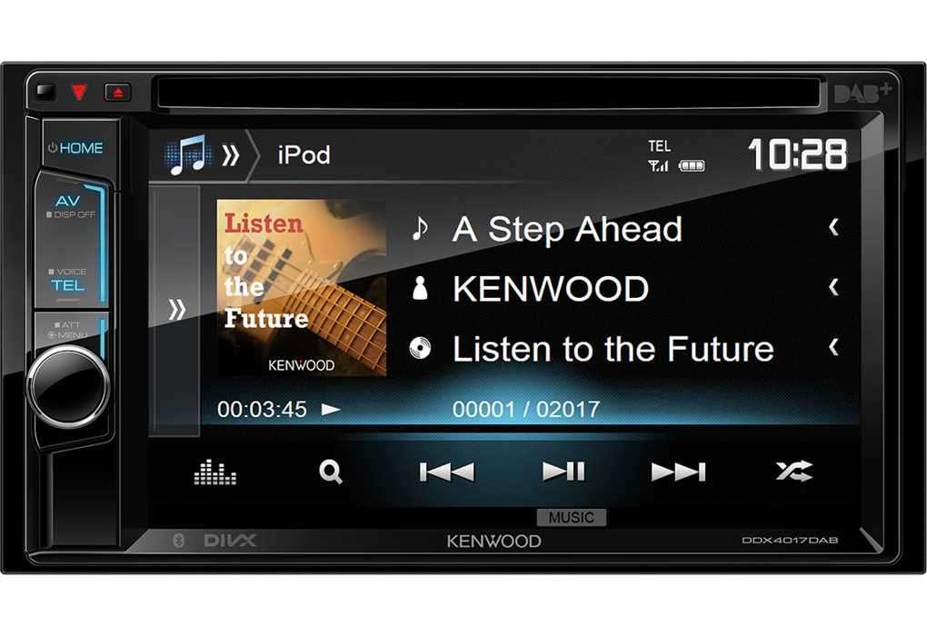 kenwood car hifi neues modell 2017 ddx4017 dab test in car. Black Bedroom Furniture Sets. Home Design Ideas