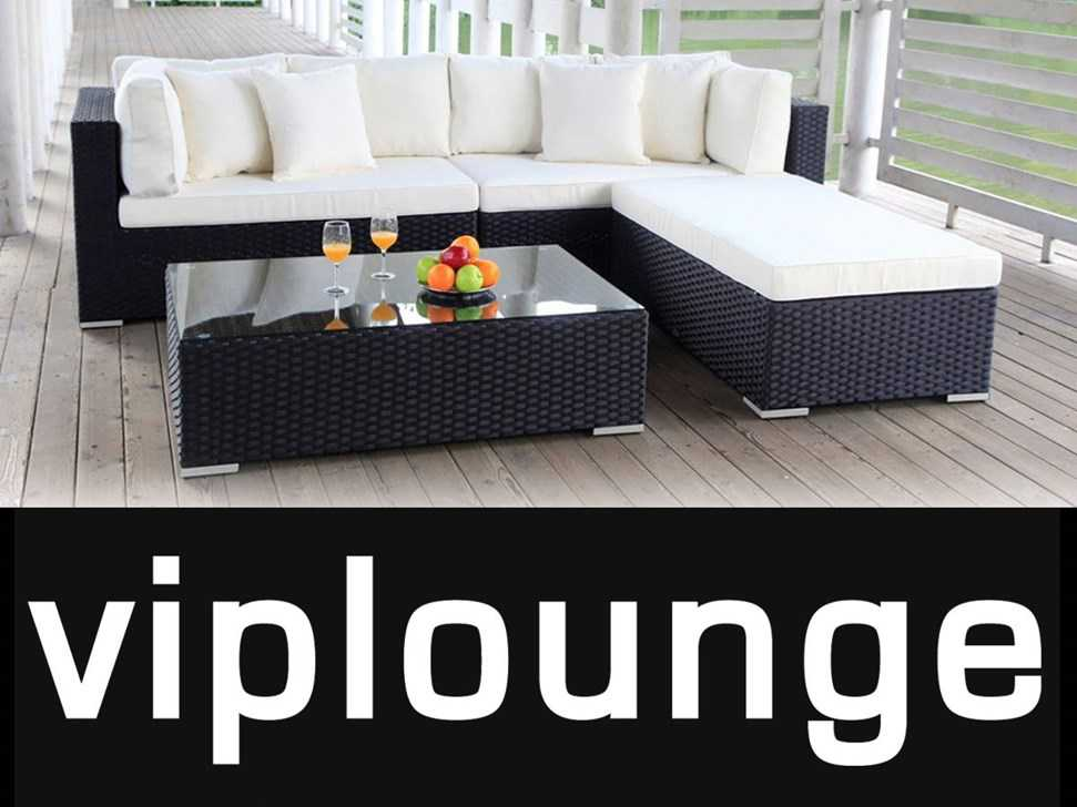 PE Rattan Gartenmöbel - Garten Sofa - Rattan Lounge ...