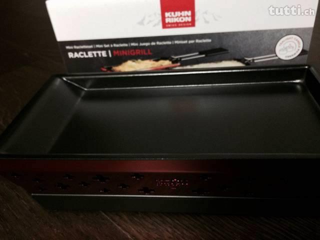 raclette mini grill kuhn rikon sonstiges. Black Bedroom Furniture Sets. Home Design Ideas