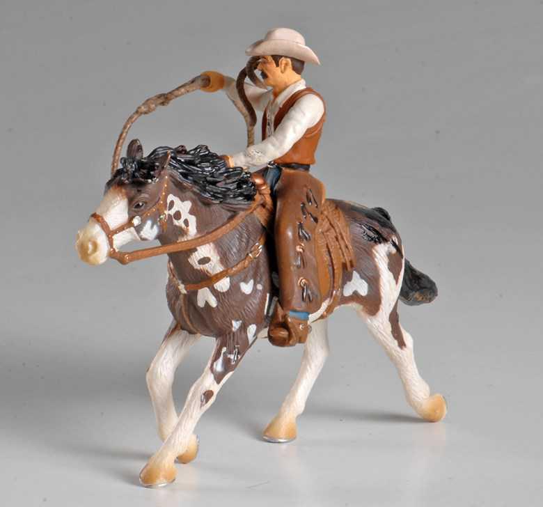 schleich reiter mit pferd