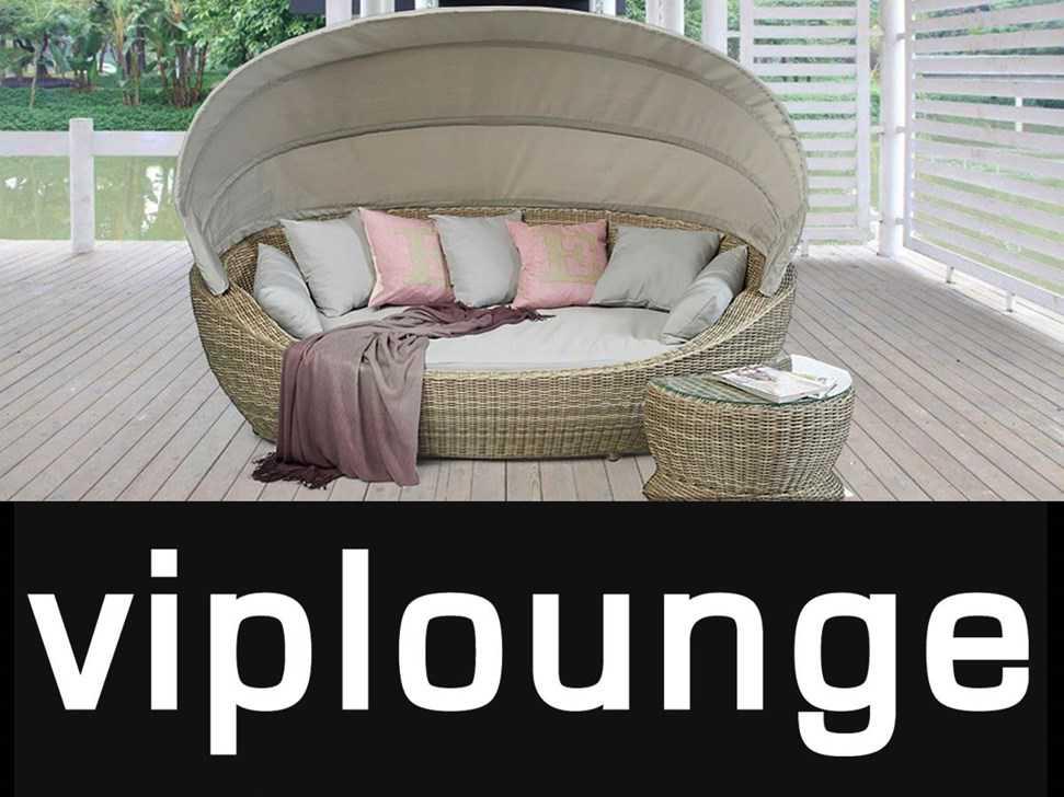 sonneninsel rattan liege gartenm bel strandkorb sonstiges. Black Bedroom Furniture Sets. Home Design Ideas