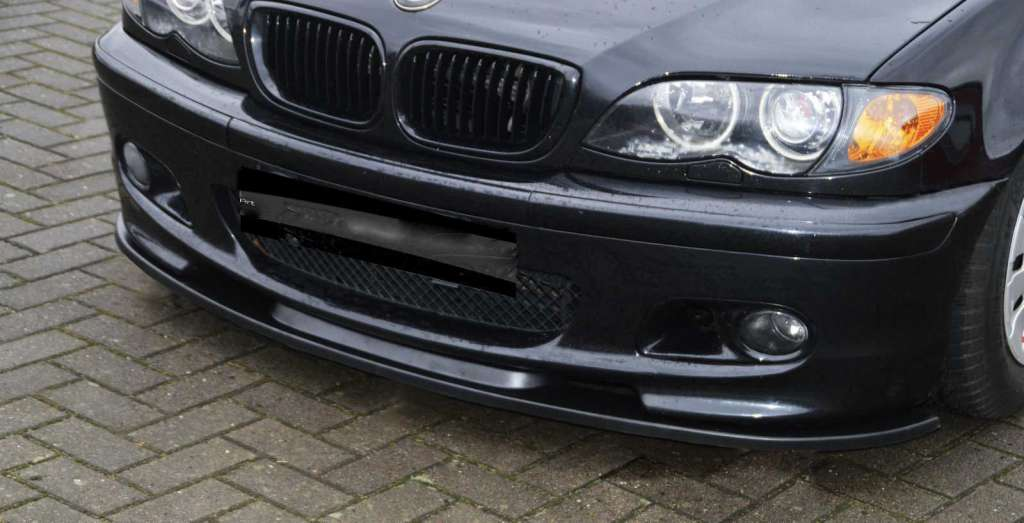 Bmw E46 Spoiler Lippe Bmw Foto And Picture In The Word
