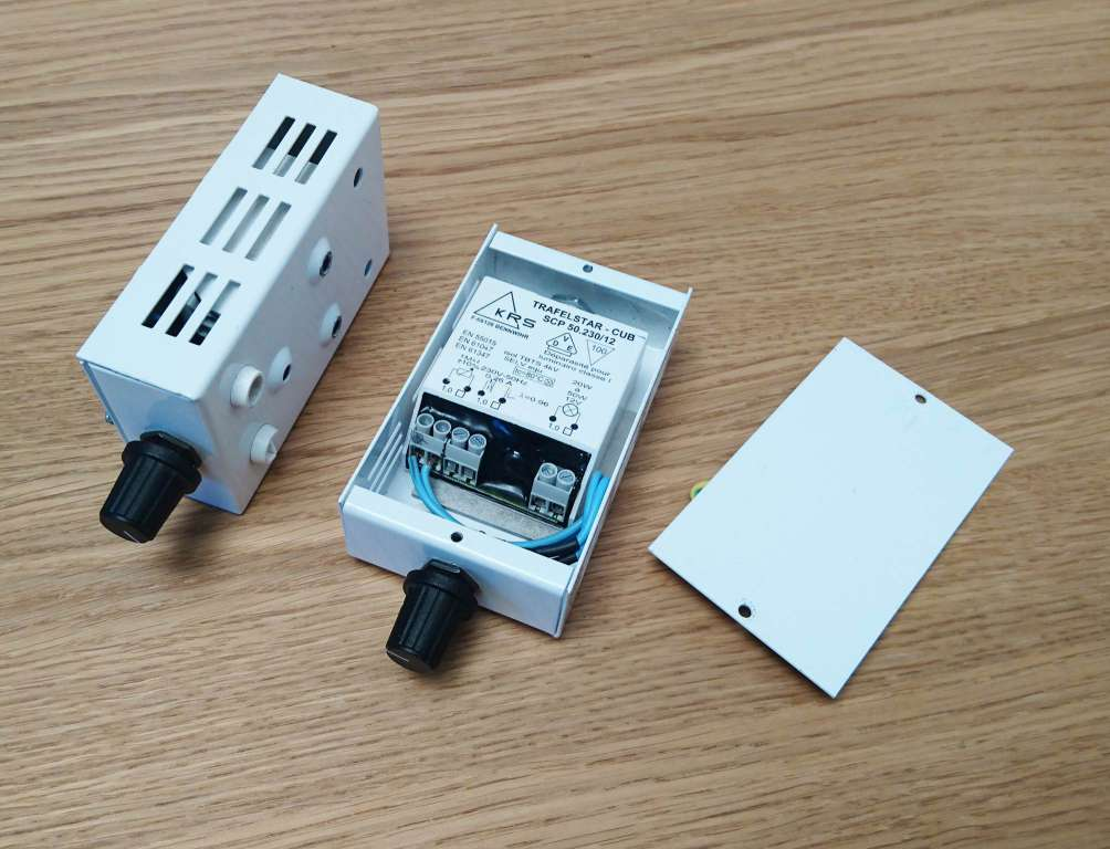 Transformateur 12v Dimmer Lampe Halogene Transformer Spot