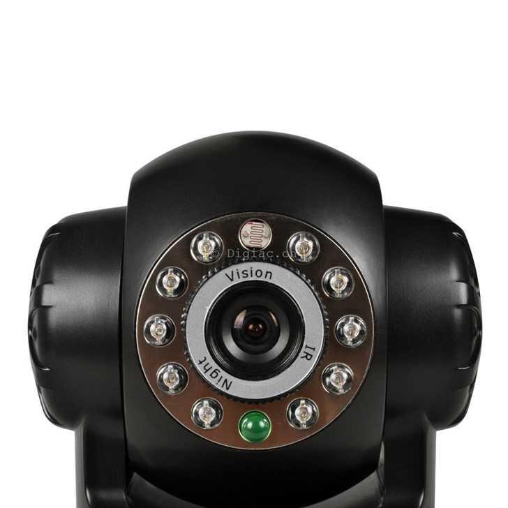 Cam ra ip de surveillance sans fil visualisation smartphone surveillance for Camera de surveillance interieur sans fil