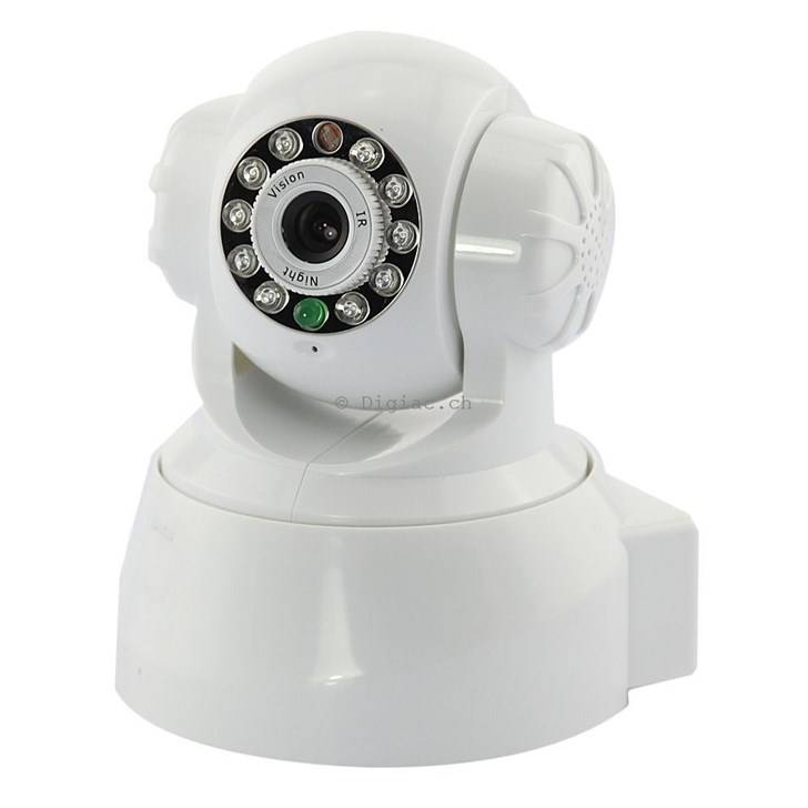 cam ra ip de surveillance sans fil visualisation smartphone surveillance. Black Bedroom Furniture Sets. Home Design Ideas