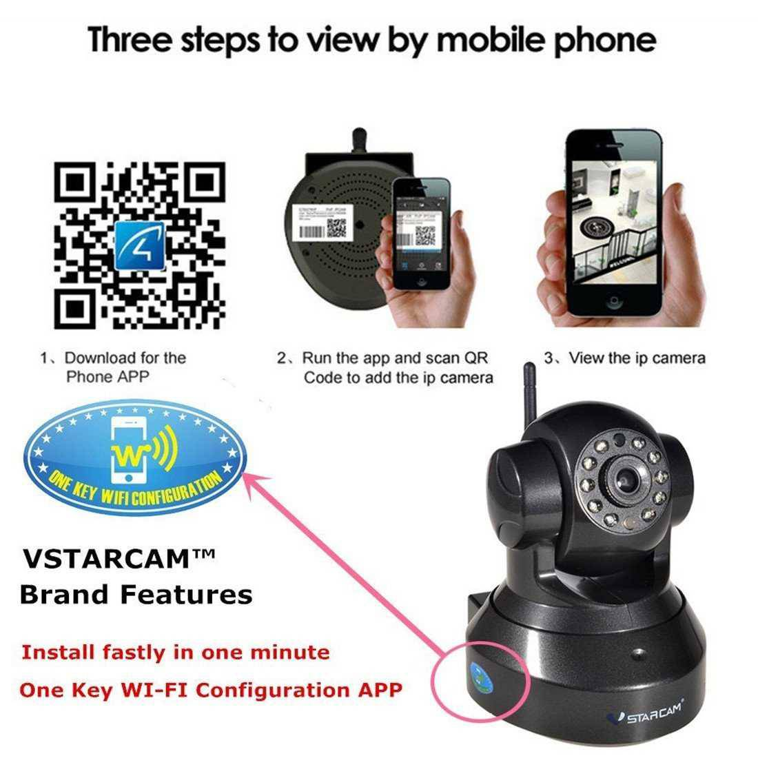 how to turn on wifi on ip surveillance camera