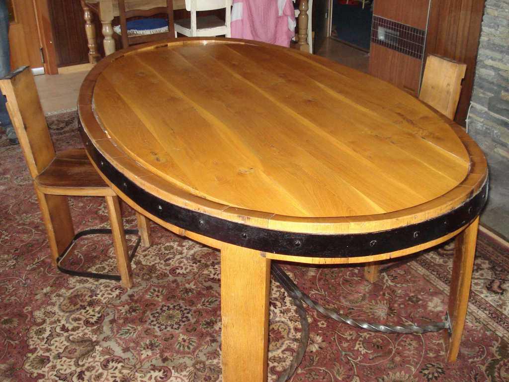 Table et chaises de carnotzet tables anciennes for Table ancienne et chaises modernes