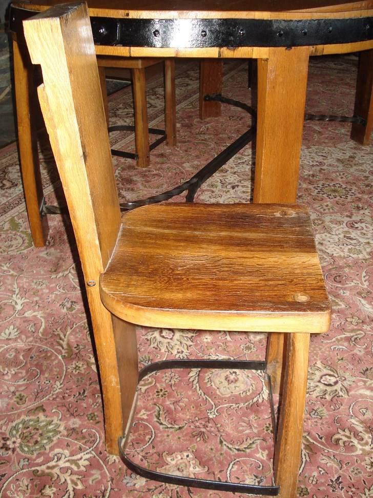 Table et chaises de carnotzet tables anciennes for Recherche chaises