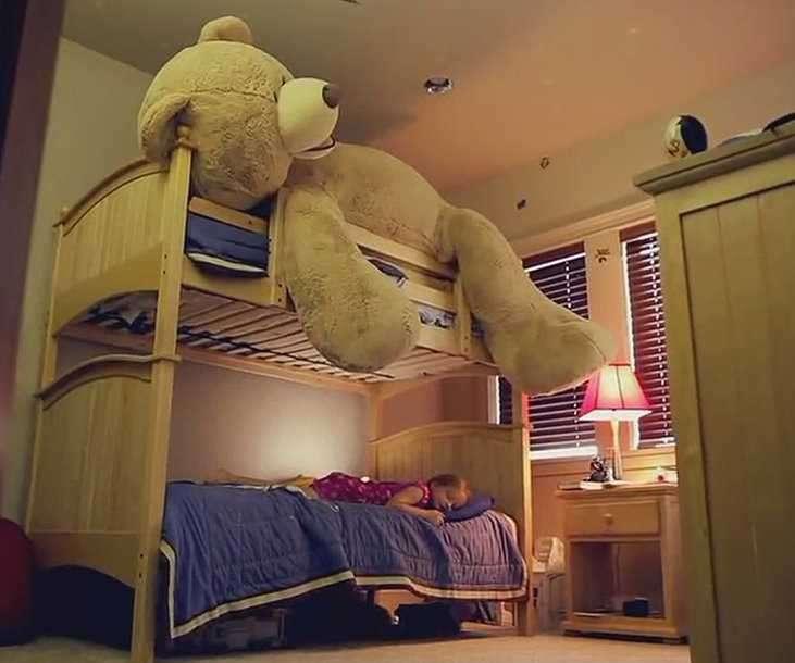 pl sch b r teddyb r xxl teddy 260cm xxxl pl schb r. Black Bedroom Furniture Sets. Home Design Ideas