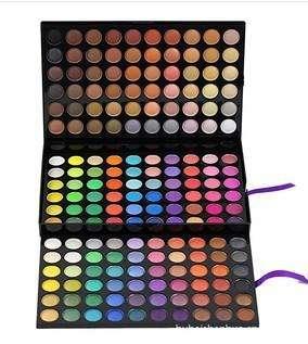 Coffret Palette Maquillage avec 180 couleurs Froides/Chaudes - Make-up