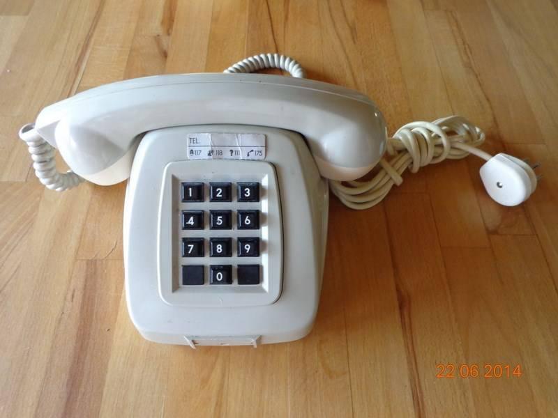 telephone vintage 70 t l phones anciens. Black Bedroom Furniture Sets. Home Design Ideas