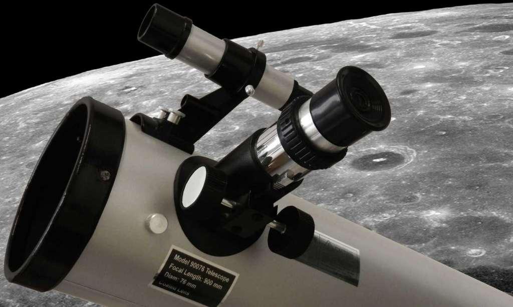 Portofrei 900 76 reflektor teleskop neu big pack teleskope