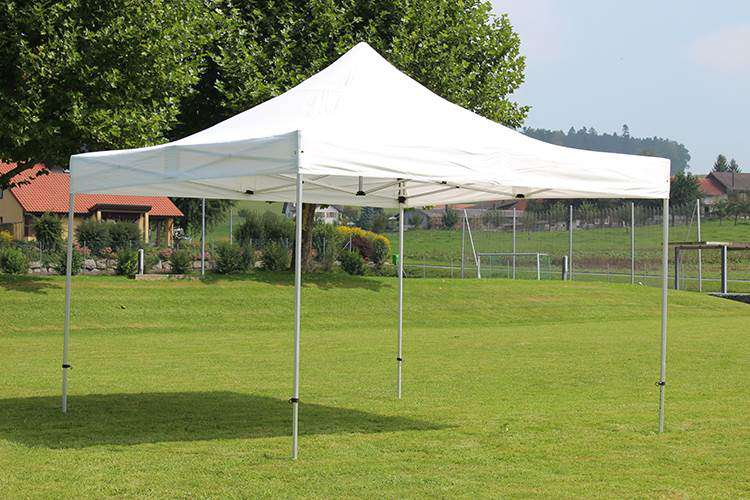gardeko gartenzelt 4x4 profi faltzelt partyzelt scherenzelt tentes pavillons. Black Bedroom Furniture Sets. Home Design Ideas