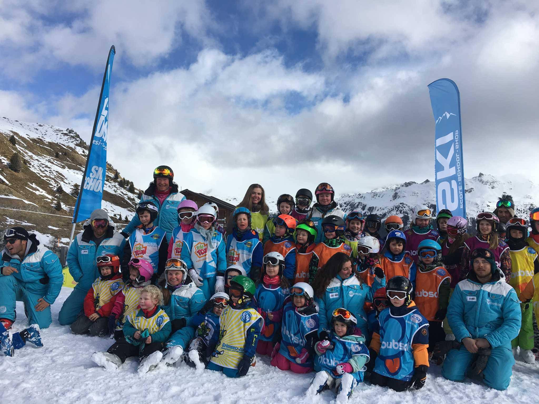 moniteurs de ski saison 2018-2019