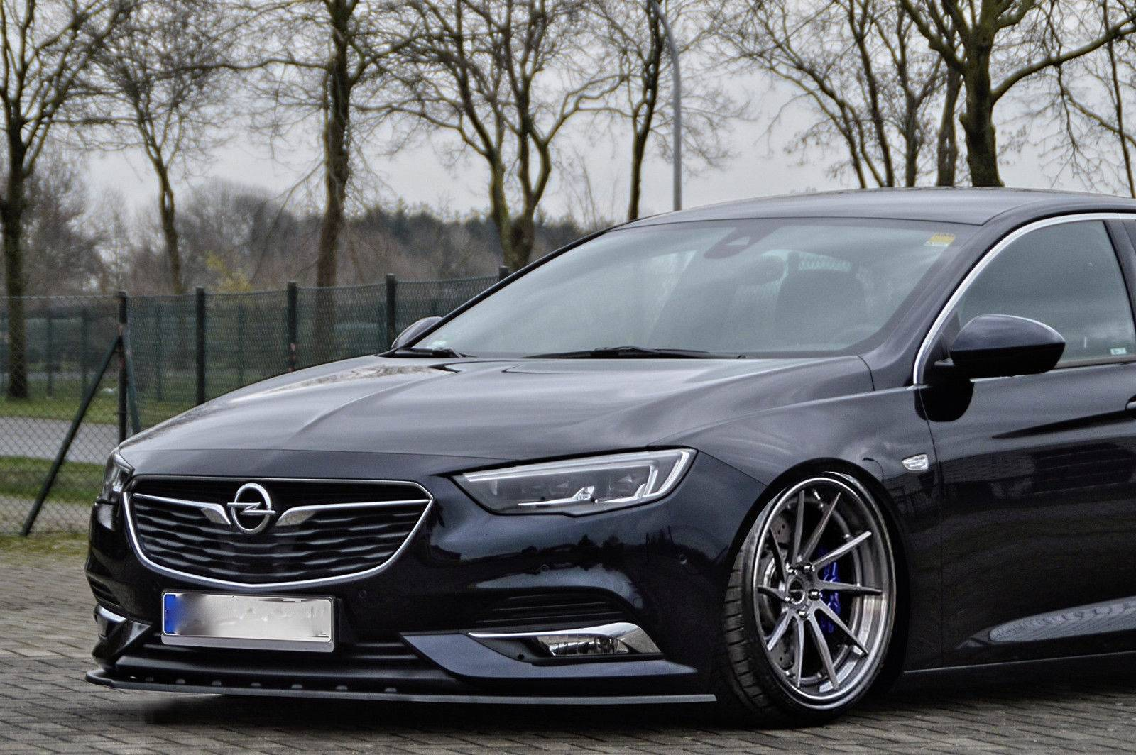 frontspoiler lippe cuplippe opel insignia b tuning kit. Black Bedroom Furniture Sets. Home Design Ideas