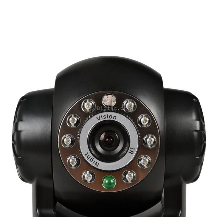 cam ra ip de surveillance sans fil visualisation smartphone berwachungstechnik. Black Bedroom Furniture Sets. Home Design Ideas
