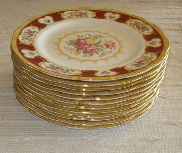 royal albert lady hamilton bone china geschirr ab 25 chf vaisselle. Black Bedroom Furniture Sets. Home Design Ideas