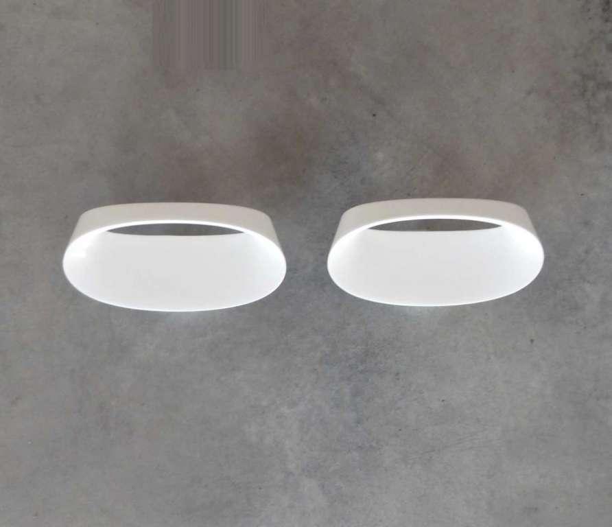 Lampes pour mur Bonnet applique led Fontana Arte - Wandleuchten
