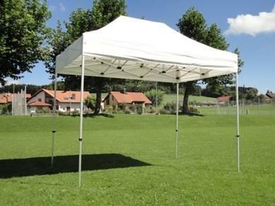 faltzelt 2x3m pavillon partyzelt raucherzelt marktzelt zelte pavillons. Black Bedroom Furniture Sets. Home Design Ideas