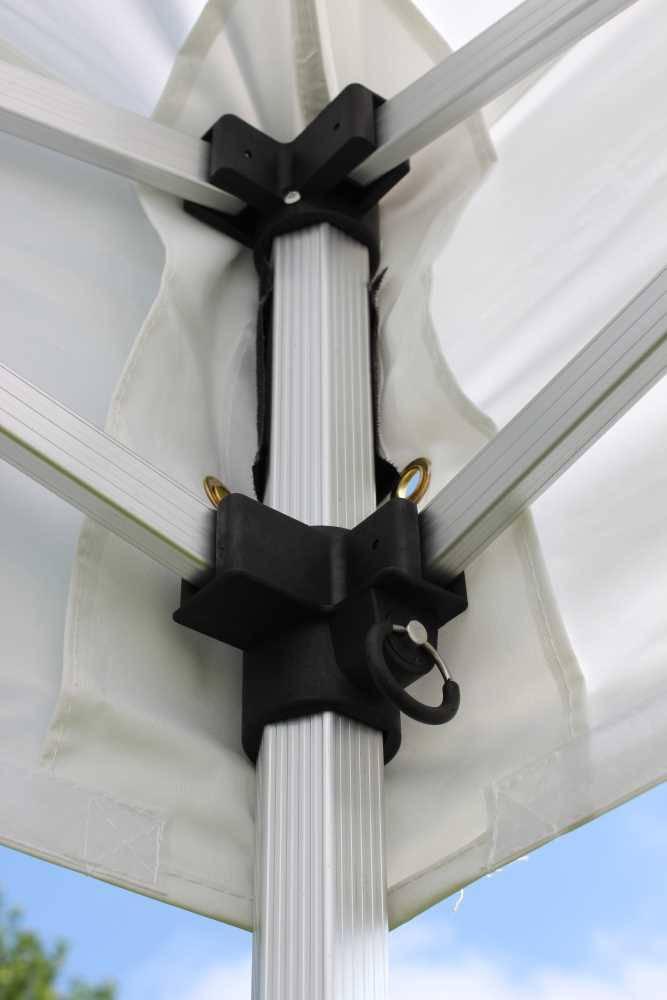 go faltzelt 3x4 5 profi partyzelt marktzelt bierzelt festze zelte pavillons. Black Bedroom Furniture Sets. Home Design Ideas