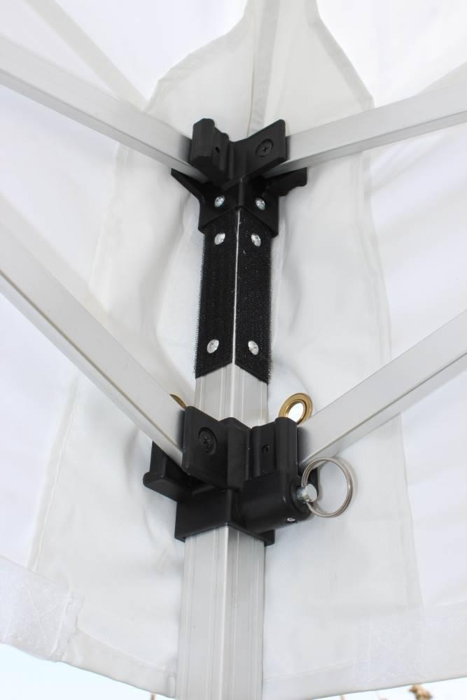 gardeko marktzelt 2x3m pavillon partyzelt raucherzelt zelte pavillons. Black Bedroom Furniture Sets. Home Design Ideas