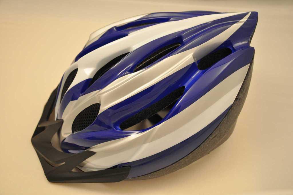 Schutz Helm rot oder blau mit Visier Neu 17201531